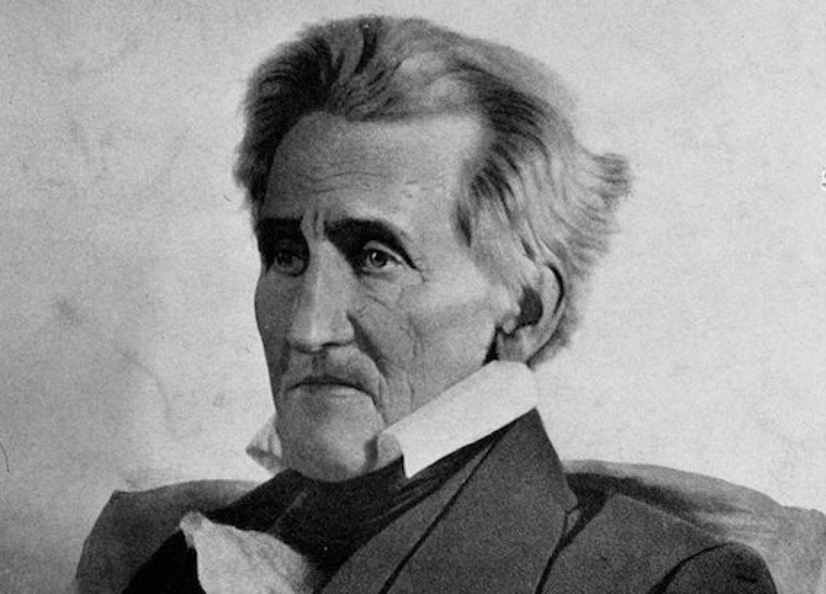 "The 7th President of the United States, Andrew Jackson (1767-1845) was an old-style Democrat, <a href=""http://www.whitehouse."