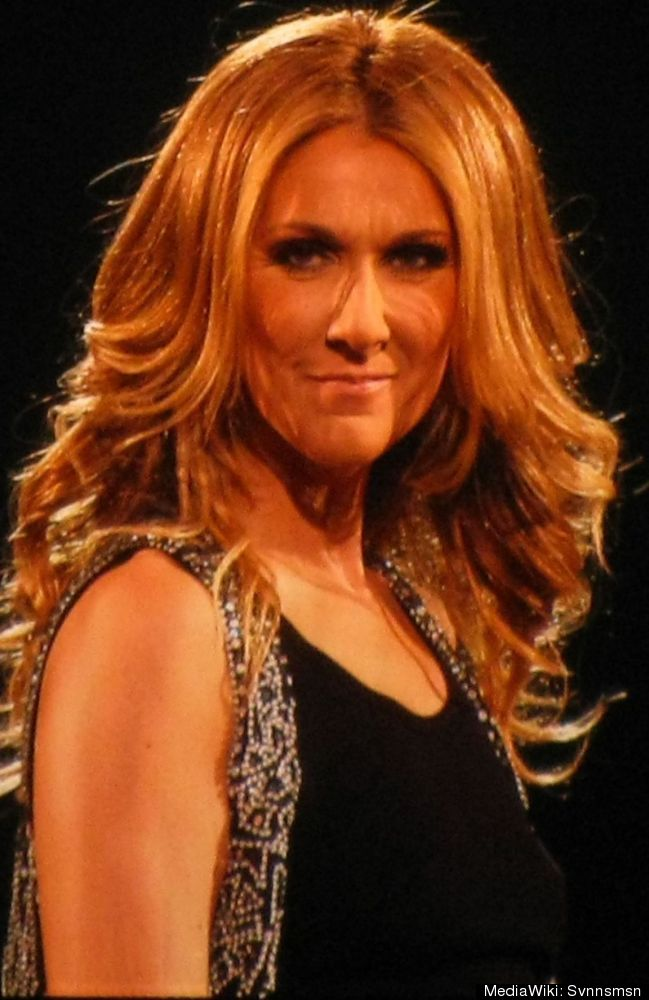 Singer Celine tried for six years before conceiving her eldest son, Rene-Charles in 2001. She then battled on to have twi son