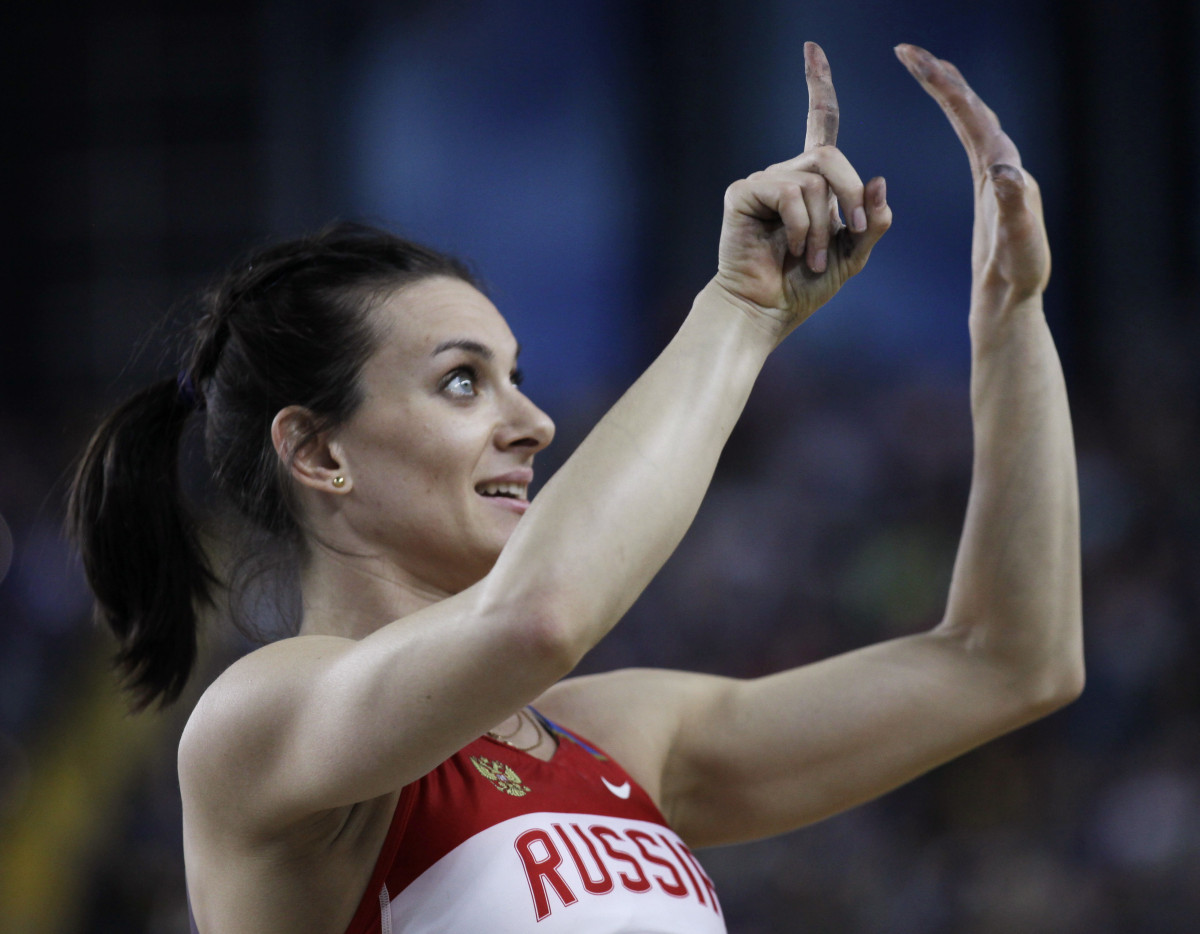 Track & Field, Russia 