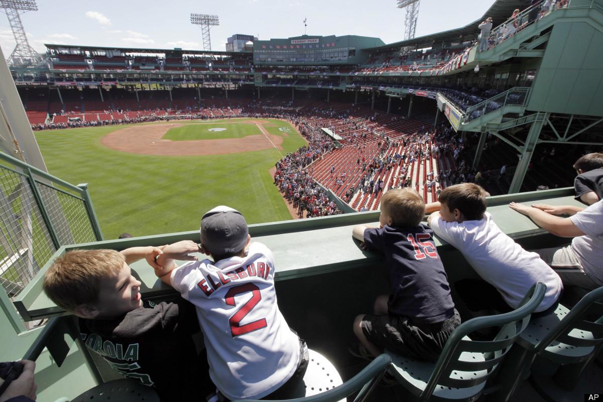 Team: Boston Red Sox City: Boston, Massachusetts Capacity: 37,495  Opened: April 20, 1912