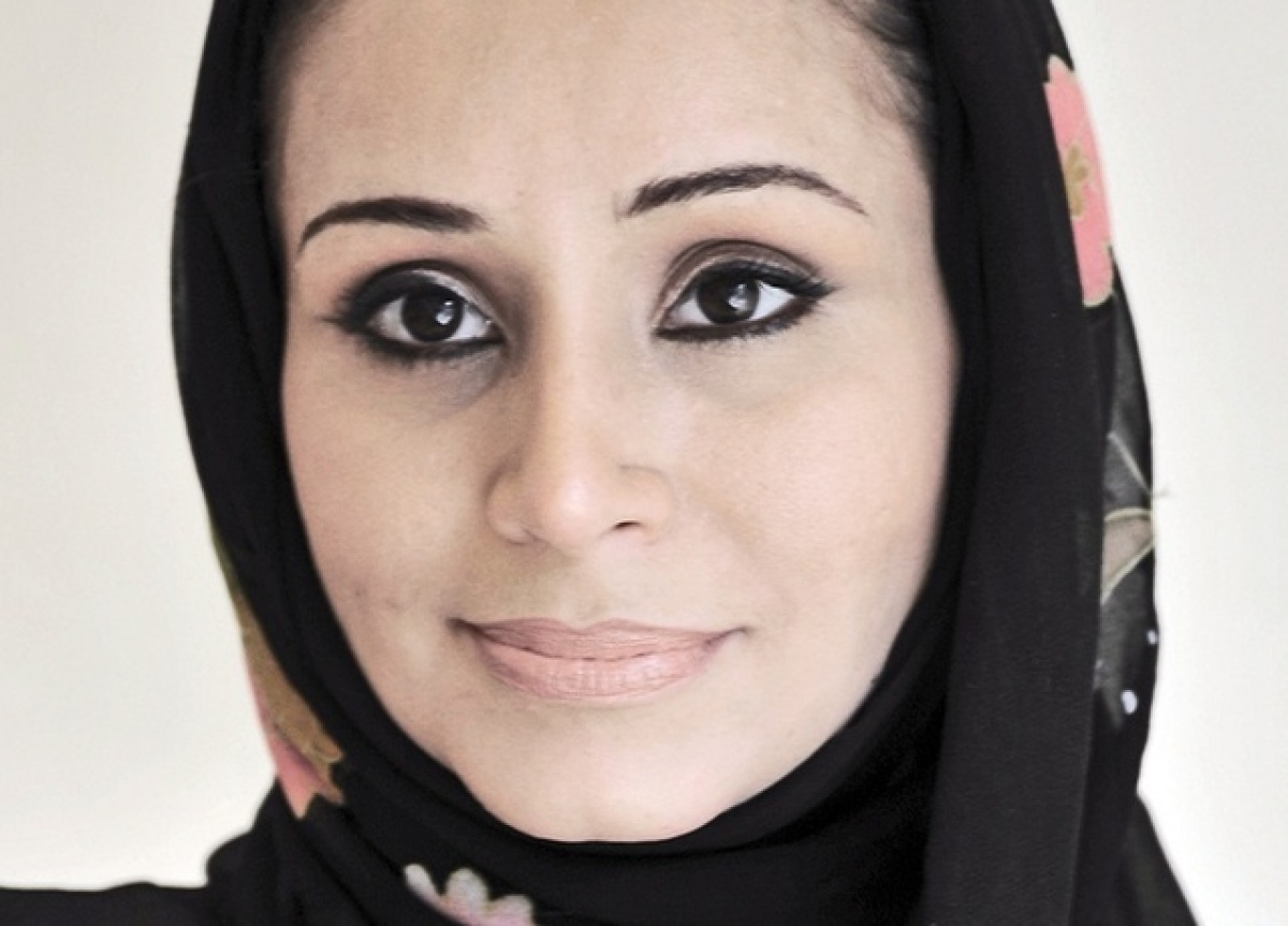 """Reem Assad is a women's rights advocate from Saudi Arabia. Learn more about her <a href=""""http://muslimheroes.org/2012/07/01/2"""