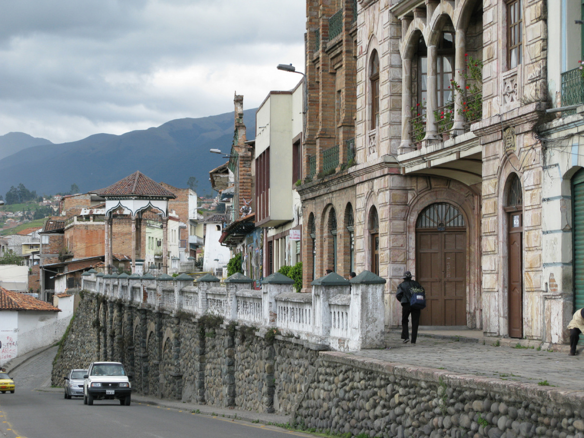 "Ecuador may be one of the most inexpensive places to live for retirees on a budget. Not only is the <a href=""http://www.huffi"