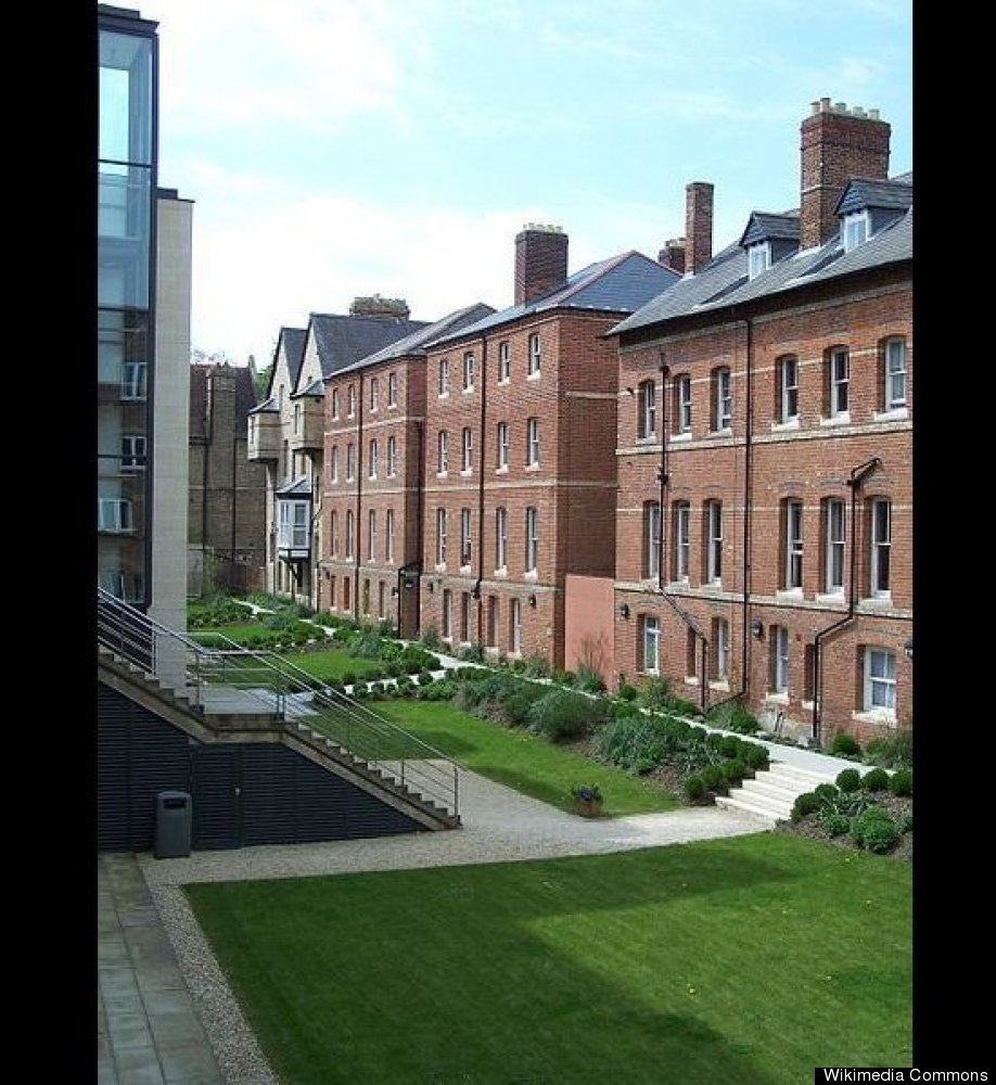 The first university in the English-speaking world was the University of Oxford. While its date of inception is unclear, its