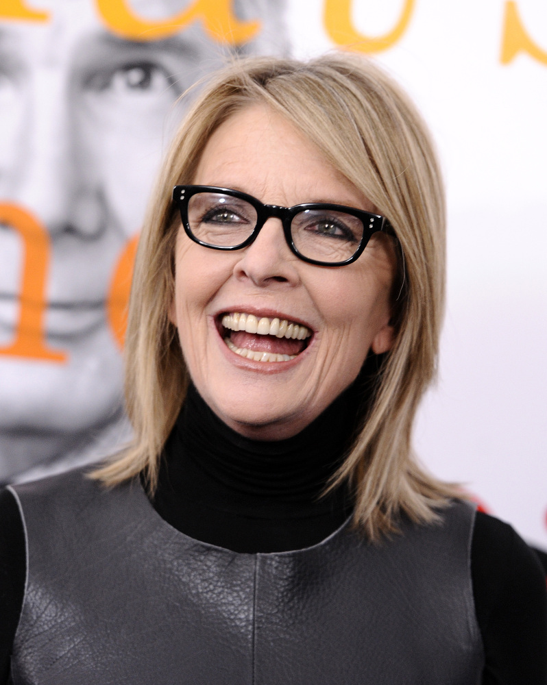 "The actress told Huff/Post50 that <a href=""http://www.huffingtonpost.com/2012/01/27/diane-keaton-on_n_1235294.html"" target=""_"