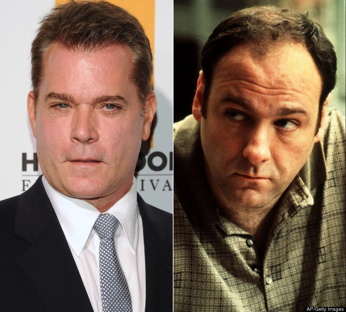 """You'd think playing Tony Soprano would be an offer any actor couldn't refuse, but Ray Liotta<a href=""""http://entertainment.ca."""
