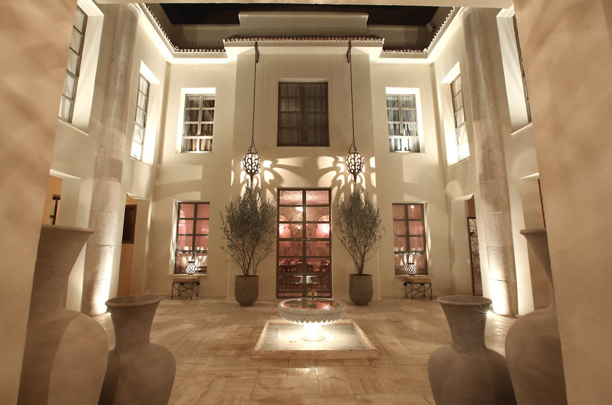 Marrakech, Morocco Sees Hotel Boom (PHOTOS) | HuffPost