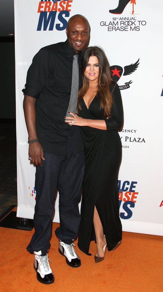 """The NBA star and reality-TV personality wed in September 2009 after <a href=""""http://www.people.com/people/article/0,,20308442"""