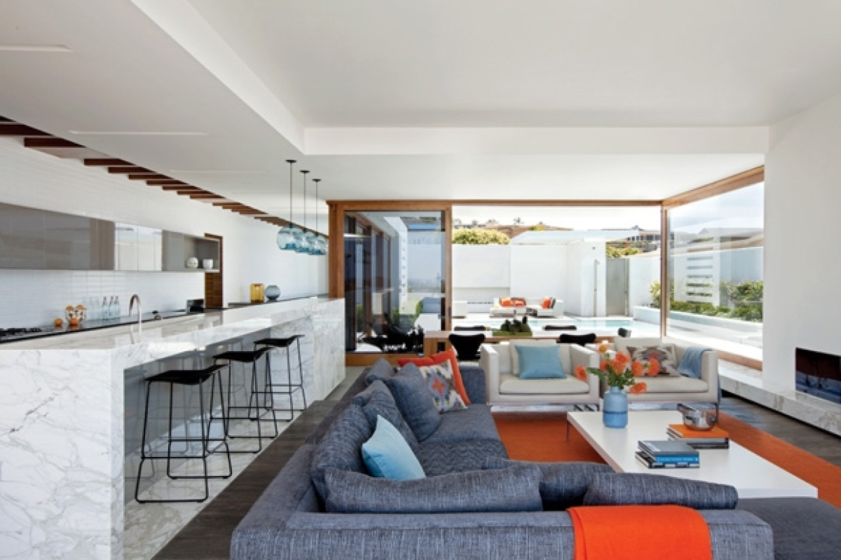 Charmant House Tour: A Jet Setting Couple Designs A Modern California Home (PHOTOS)  | HuffPost
