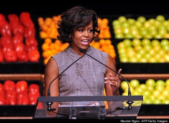 """<strong>Known for: </strong>Current first lady Michelle Obama, an Ivy League-educated lawyer who refers to herself as the """"mo"""