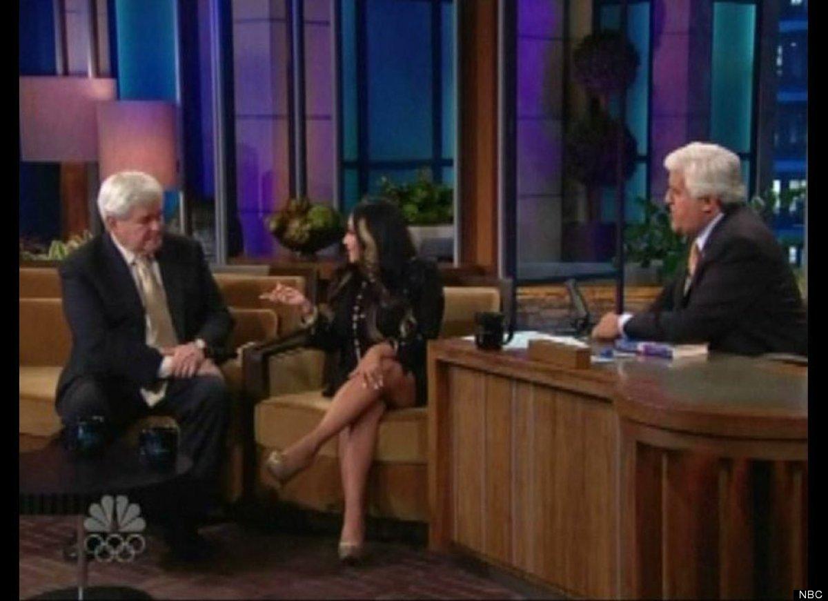 Snooki & Newt Gingrich