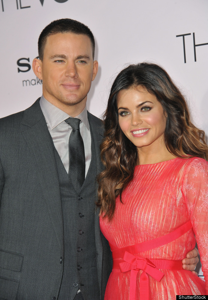 Hot couple Channing and Jenna Dewan-Tatum are partners in everything, including raising awareness and funds for noteworthy ca