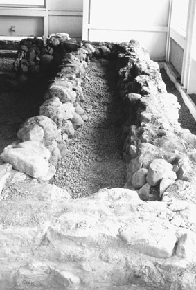 Only the excavated foundation stones now remain, but this was the site of the birthplace of modern Spiritualism. There, in 18