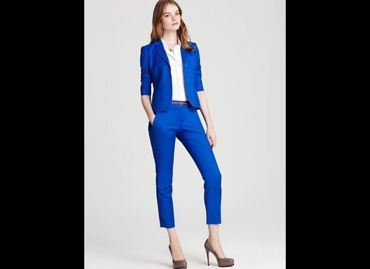 Women's Suits For Every Shape: From Petite To Curvy To Everything ...
