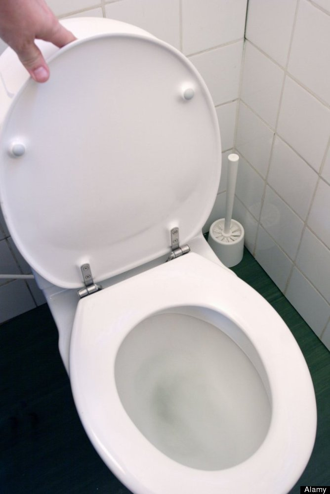 One Japanese temple lets visitors flush a failed marriage down the toilet... literally. At the Mantokuji Temple, located in G