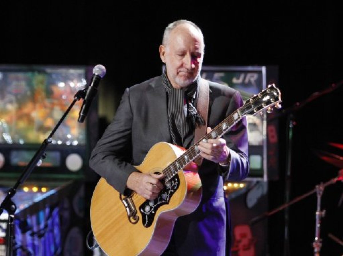 10. Pete Townsend
