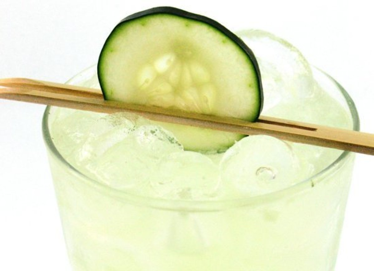 As the favorite drink of cult filmmaker Ed Wood, the Vodka Gimlet has what we like to think of as a storyteller's heritage. O
