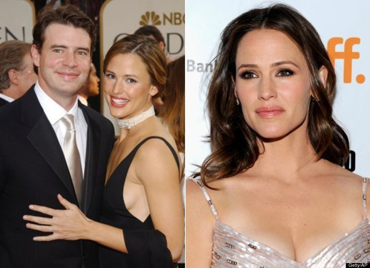 Before she was Ben Affleck's better half, Jennifer Garner was married to another actor: Scott Foley, her co-star on the WB dr