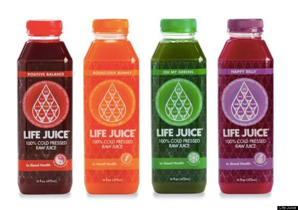 The best tasting juice cleanses our taste test results huffpost strongcost per daystrong malvernweather Choice Image