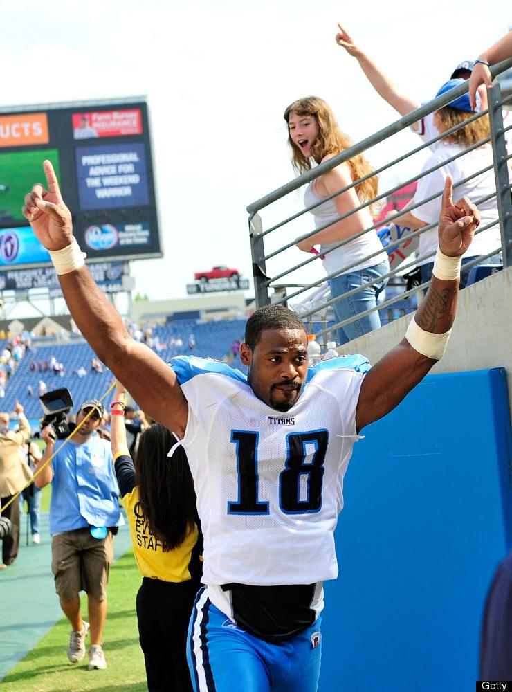 "TEAM: Tennessee Titans OFFENSE: <a href=""http://sports.yahoo.com/blogs/nfl-shutdown-corner/kenny-britt-dui-arrest-interestin"