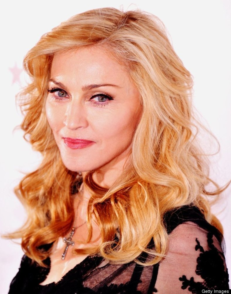 "Madonna's come a long way since telling David Letterman in 2009 that she'd <a href=""http://www.people.com/people/article/0,,2"