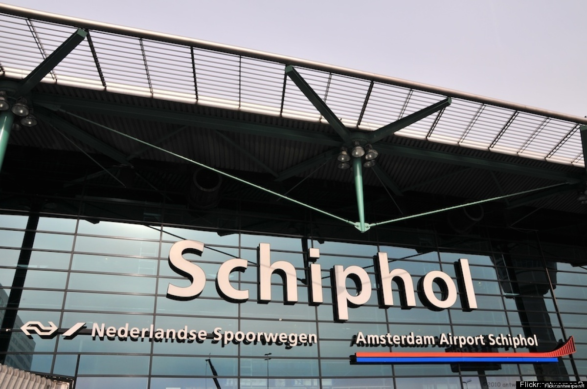 It's only fitting that one of the world's most memorable cities has one of its most original airports. Inside the airport, th