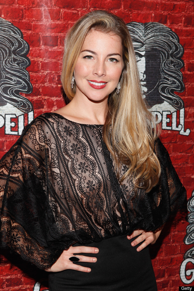 Morgan James On Into The Woods Godspell Actress Ignites Firestorm After Trashing