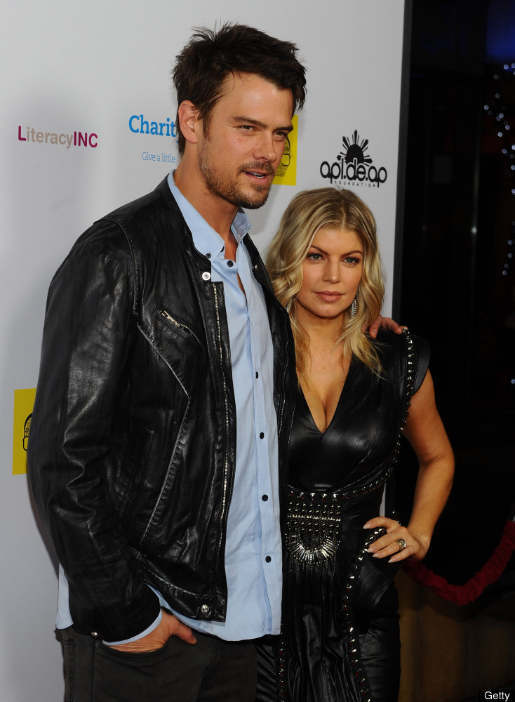 """Black Eyed Peas singer Stacy """"Fergie"""" Ferguson and hubby actor Josh Duhamel have stayed together despite claims that <a href="""