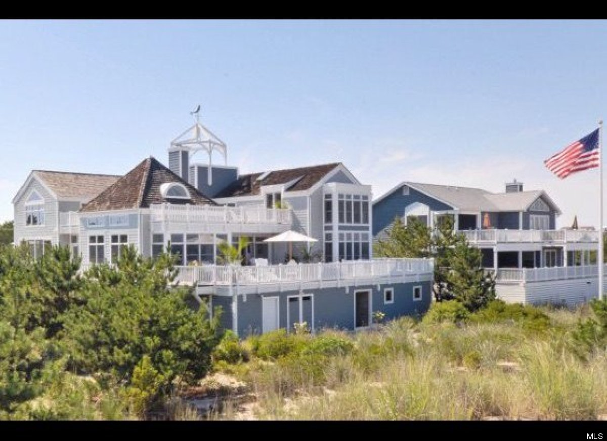 This is the house you were born to own. Six bedrooms, 7 baths, ocean views from every corner of the house, more decks than yo