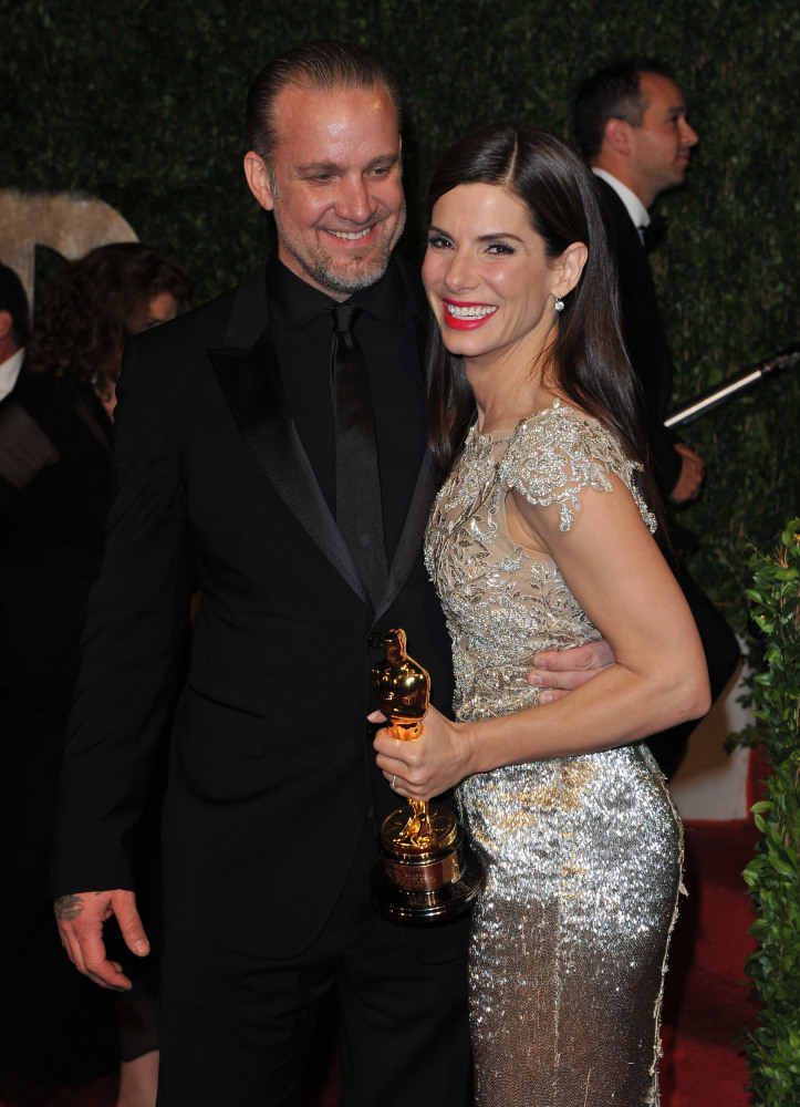 """It was the cheating scandal that broke America's heart. Just days after Sandra Bullock won an Oscar for her role in """"The Blin"""