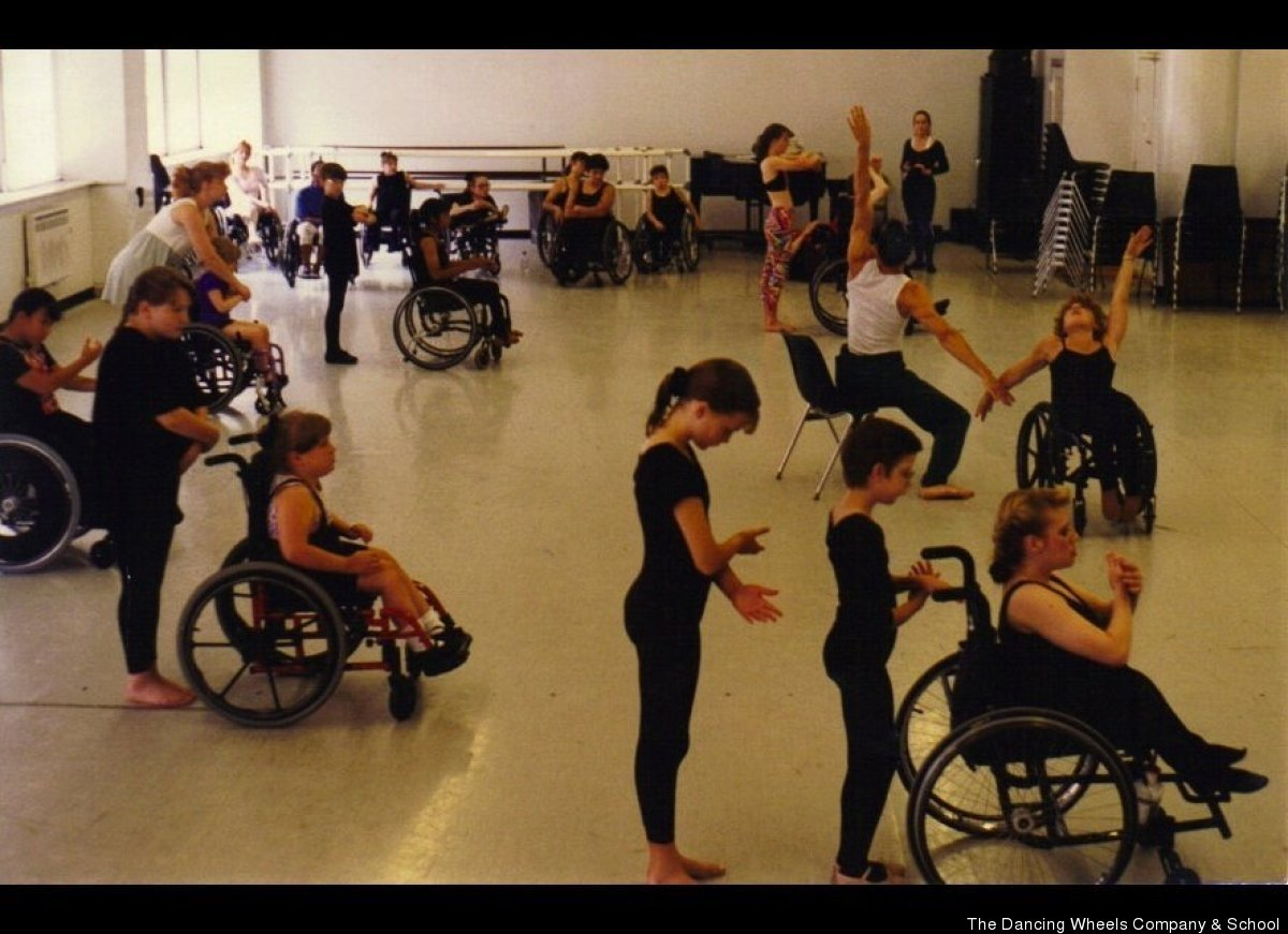 Mary believes that everybody has the desire to dance and move, no matter what their abilities. So, in 1980 she founded the Da
