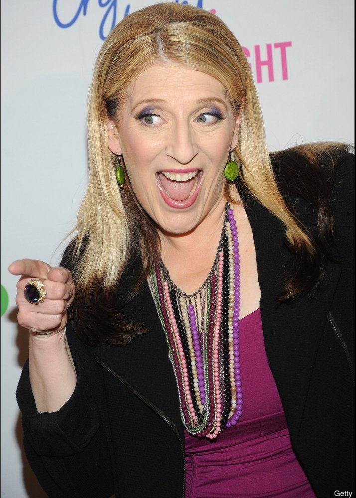 "Lisa Lampanelli vowed to donate $1,000 dollars to the <a href=""http://gmhc.org/"" target=""_hplink"">Gay Men's Health Crisis</a>"