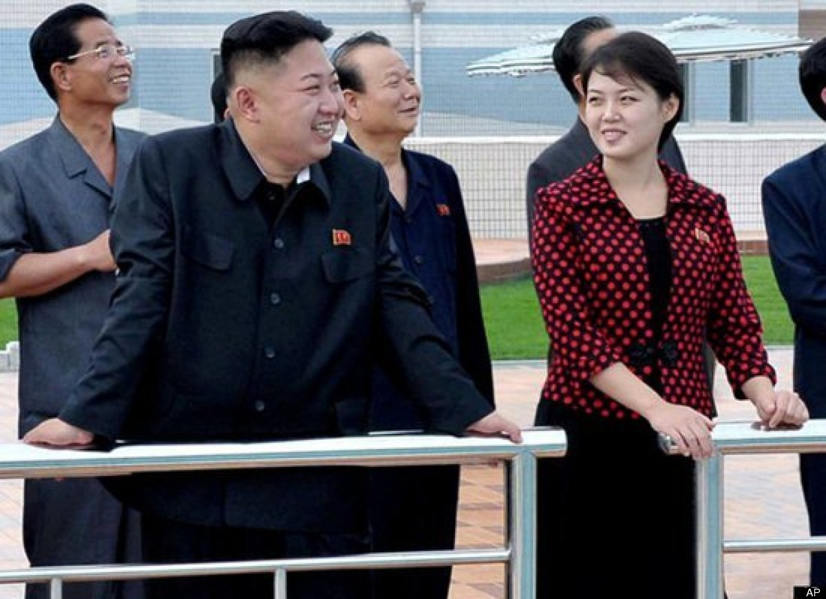 The mysterious wife of North Korean leader Kim Jong-un was recently identified by South Korean intelligence officials. It is