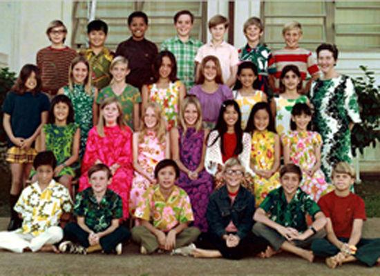 Obama (back row)