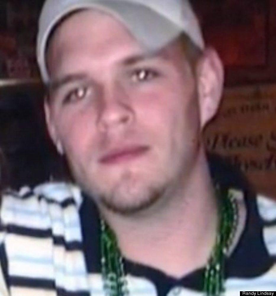 Joshua William Lindsay, 23, was shot and killed in Saluda, N.C., a small city located about 90 miles west of Charlotte, on Fe
