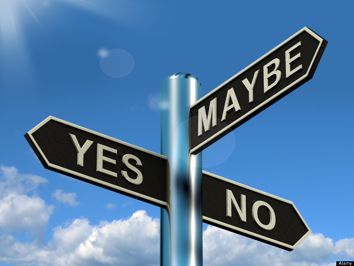 It's hard to say no right out of the gate, with all the guilt that comes with it. Saying yes all the time isn't the answer, e
