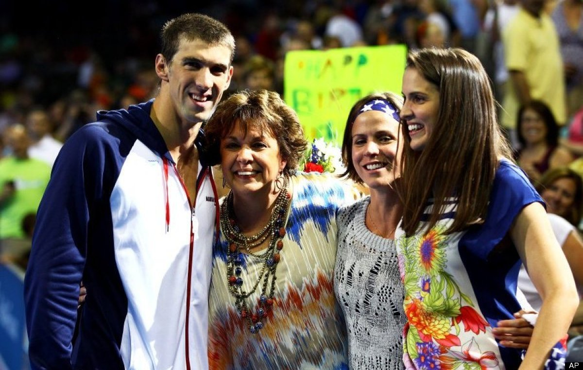 Michael Phelps is now the most decorated Olympian in history, with 22 total medals, including 18 golds. The woman behind all