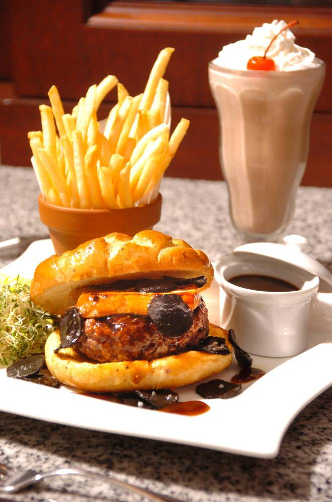 <strong>Rossini Burger</strong>