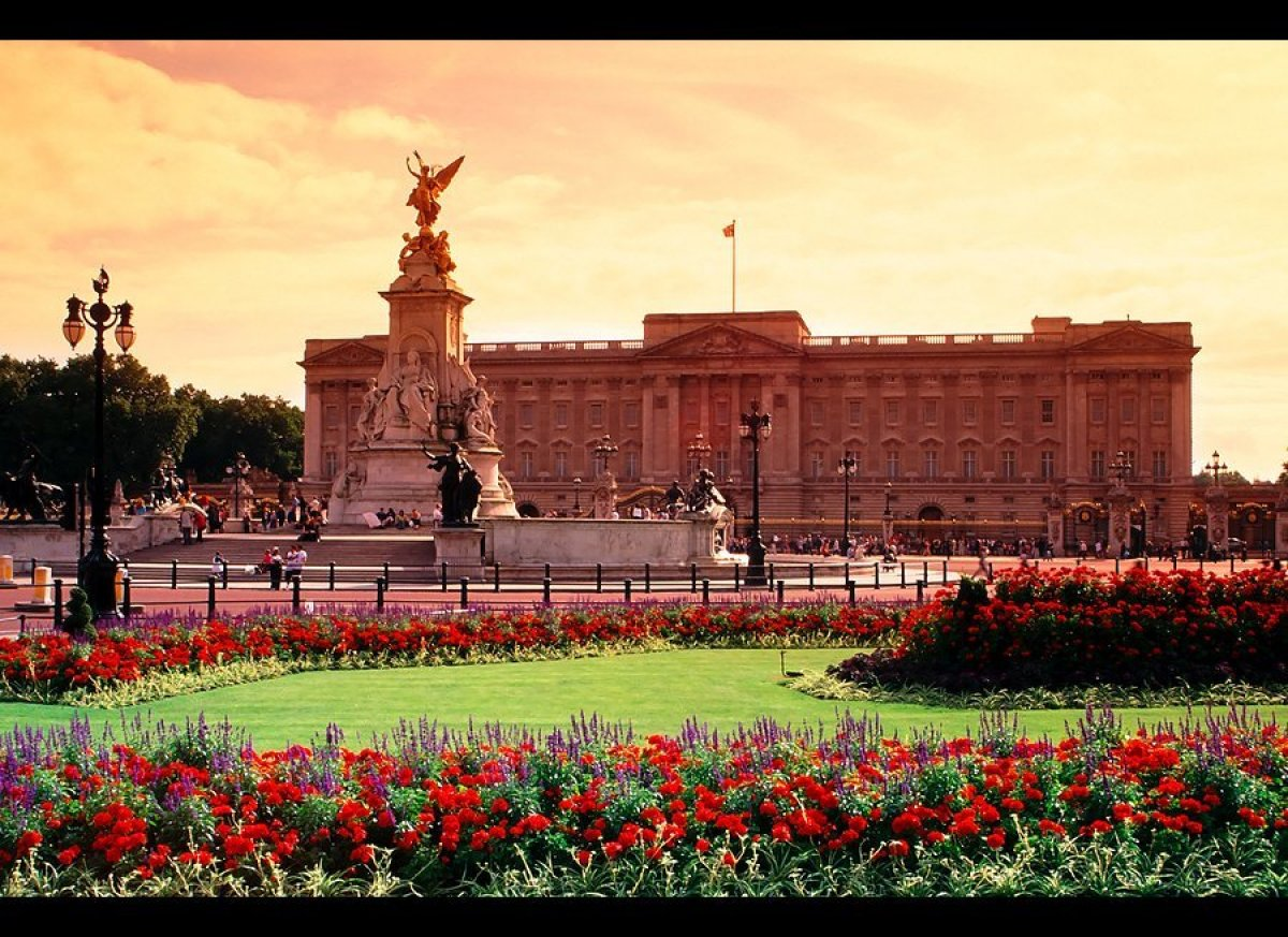 The heart of London, a definite must-see.
