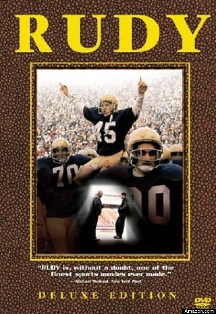 Talk about inspiring! I don't know anyone who can sit through this movie and not stand up and cheer at the end. I find it inc