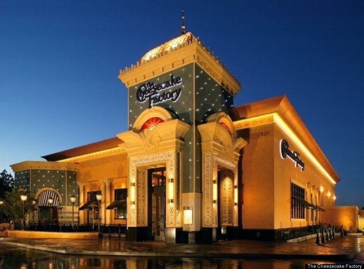 Casual Dining chain The Cheesecake Factory wasn't only the top choice in the overall consumer picks survey, it also topped th