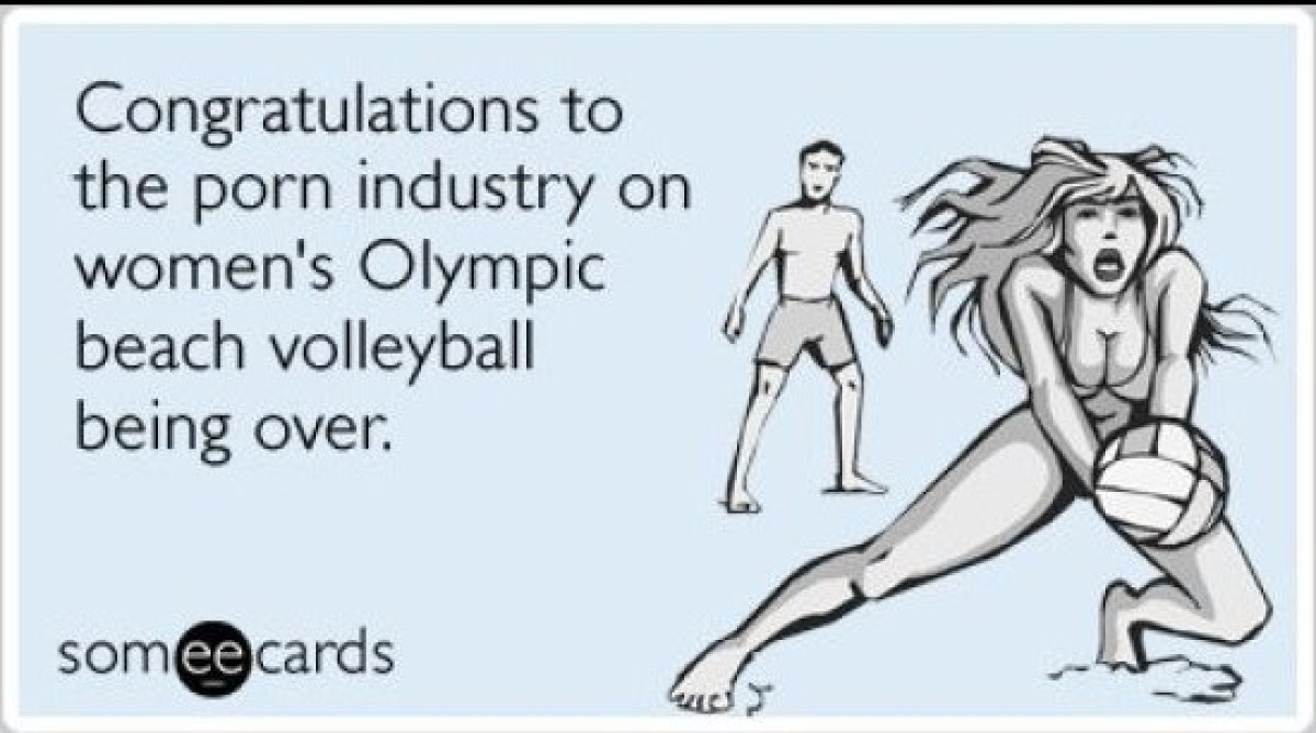 "<a href=""http://www.someecards.com/sports-cards/porn-olympic-women-beach-volleyball-funny-ecard"" target=""_hplink""><strong>To"