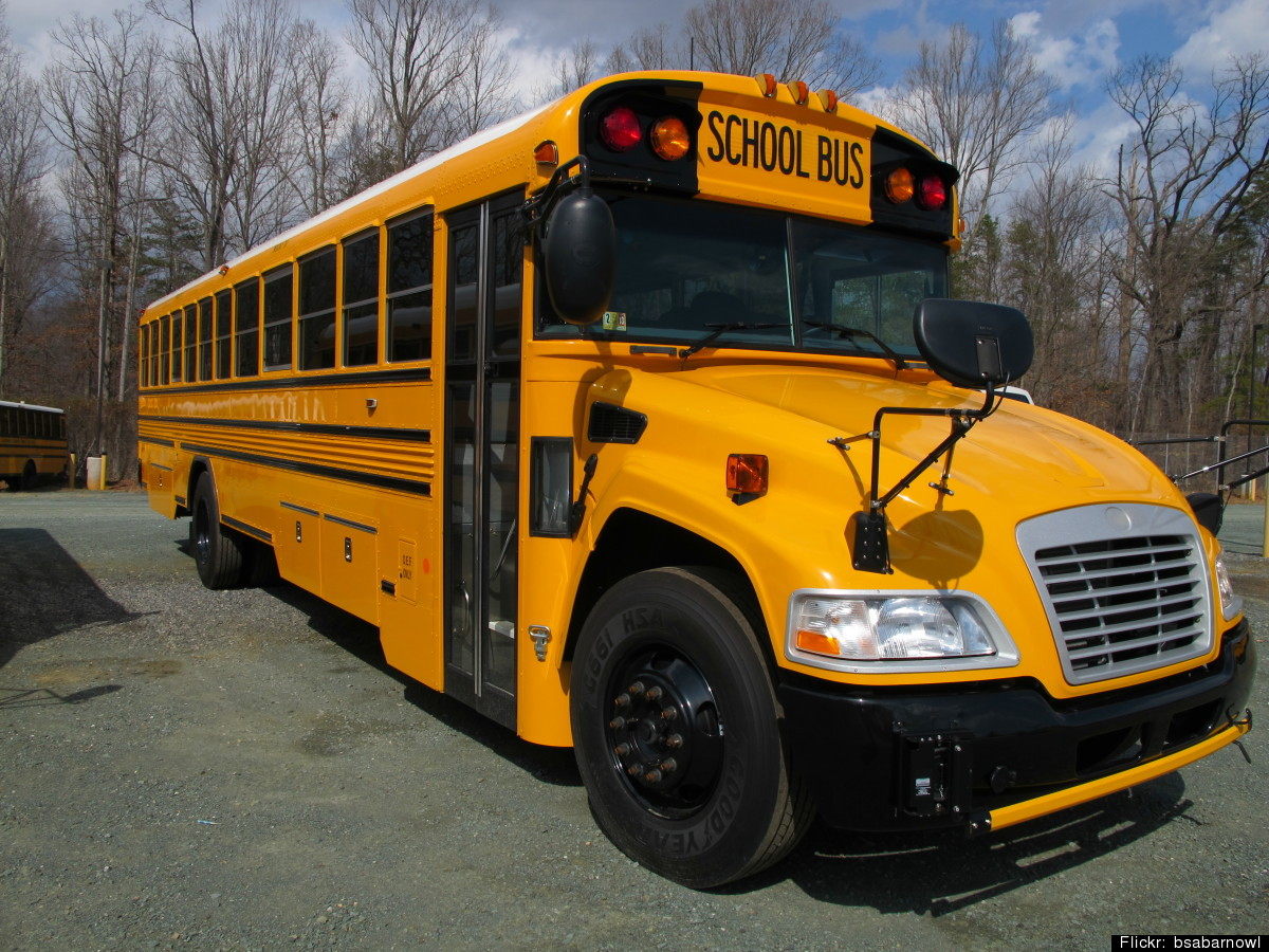 According to the EPA, school buses drive 25 million students about four billion miles every year in America. With all that st
