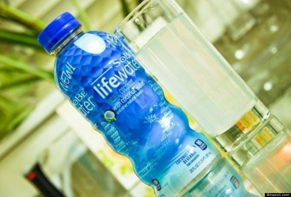 Sobe Lifewater (per 8 fluid ounces) delivers 35 calories, 45 milligrams sodium, 8 grams carbohydrate, 8 grams sugar, 65 milli