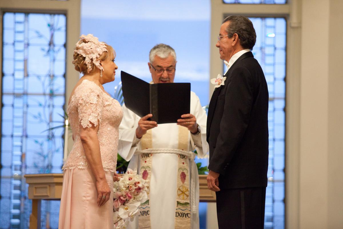 Matrimonio Catolico Por Segunda Vez : La doctora nancy alvarez se casó por segunda vez con su