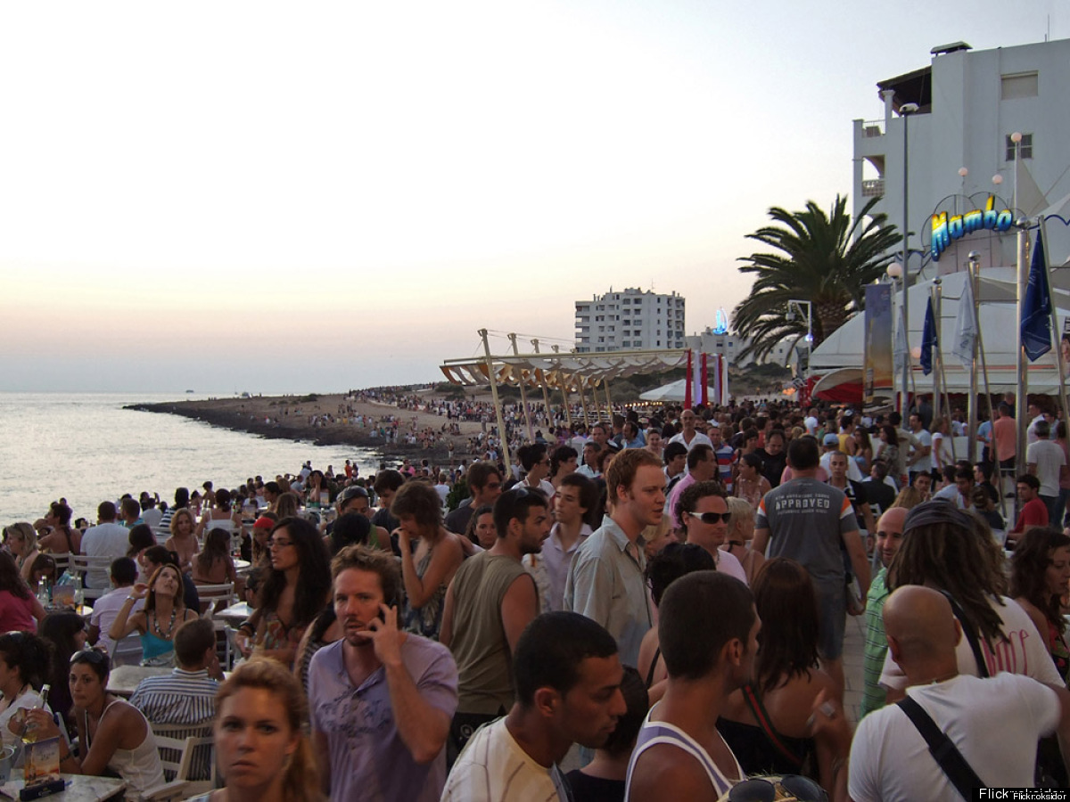 Some would consider Ibiza a mecca of the world club scene, earning it a spot at the top of this list. The party never ends on