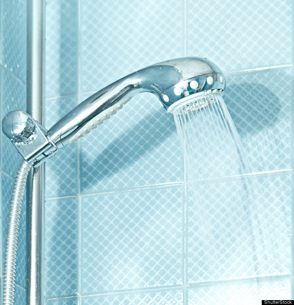 "If you only have five minutes to spare, Ryan Mulligan recommends cutting back on your showers. ""Take shorter showers. Most pe"