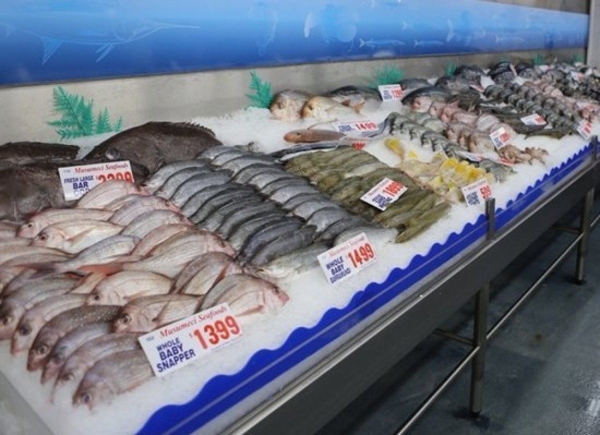 Most fish works for ceviche, but the best kinds are semi-firm white-fleshed ocean fish like sea bass, striped bass, grouper,