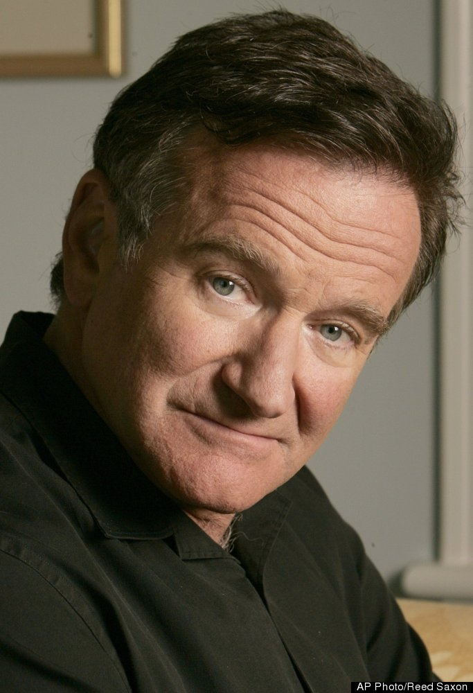 """Funny man Robin Williams wanted nothing to do with wedded bliss after <a href=""""http://www.nj.com/entertainment/celebrities/in"""
