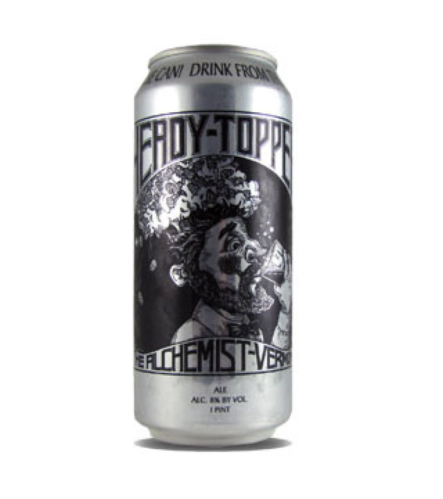 Heady Topper by The Alchemist brewery in Vermont is a fantastic and well crafted double IPA. Not only is it one of my top bee