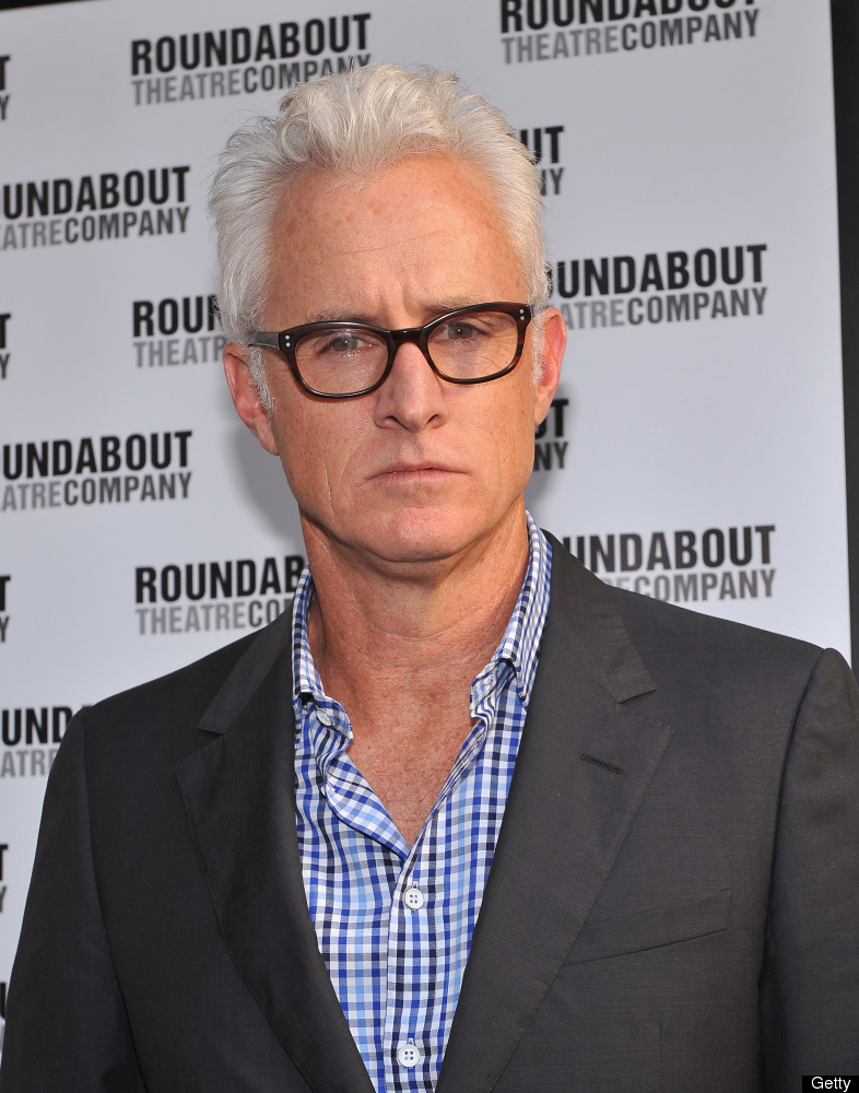 """<strong>The Event:</strong> This week, news broke that John Slattery -- a.k.a the hilarious Roger Sterling of """"Mad Men"""" -- wo"""